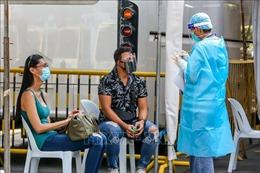 Philippines ghi nhận số ca mắc mới COVID-19 cao nhất trong hơn 2 tháng