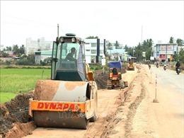 Gấp rút đẩy nhanh dự án nâng cấp Quốc lộ 25