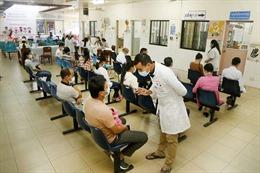 Campuchia ghi nhận 40 ca mắc mớiCOVID-19