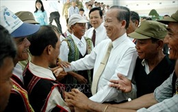 Nguyên Phó Thủ tướng Trương Vĩnh Trọng -Người lãnh đạo thẳng thắn, bình dị