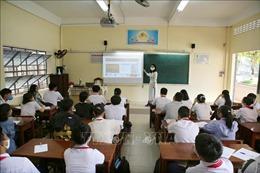 Bà Rịa-Vũng Tàu: Học sinh không học được trực tuyến sẽ học trên lớp