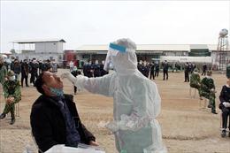Hai ngày, hơn 12.000 người tự nguyện xét nghiệm COVID-19 tại Quảng Ninh