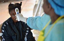 WHO cảnh báo 6 nước châu Phi về dịch Ebola