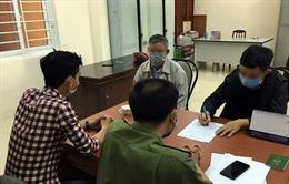 Triệu tập 4 học sinh lớp 10 vì làm giả văn bản của Chủ tịch UBND tỉnh về COVID-19