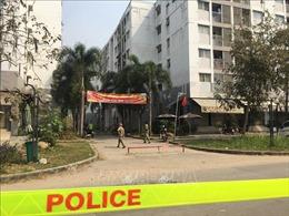 Bình Dương: Em trai của nhân viên Sân bay Tân Sơn Nhất nhiễm SARS-CoV-2