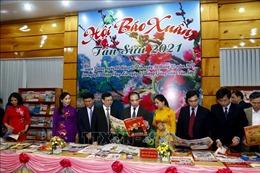 Tuyên Quang khai mạc Hội Báo Xuân Tân Sửu năm 2021