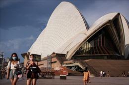 Australia sẽ nới lỏng giới hạn lượng khách quốc tế được phép nhập cảnh