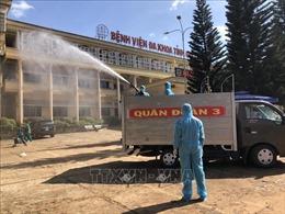 Bệnh viện Đa khoa tỉnh Gia Lai hoạt động trở lại từ 13 giờ ngày 4/2