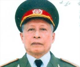 Tin buồn: Đồng chí Thiếu tướng Phùng Bá Thường từ trần