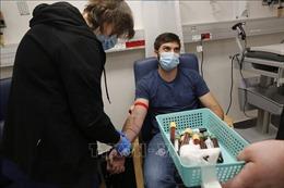 Israel: Vaccine giúp giảm một nửa số ca mắc COVID-19 ở độ tuổi trên 60