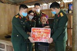 Chương trình 'Xuân biên giới thắm tình quân dân'tại Quảng Trị