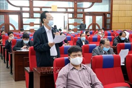 Bầu cử QH & HĐND: Hải Dương sẽ bầu 9 đại biểu Quốc hội và 63 đại biểu HĐND tỉnh