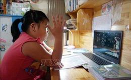 TP Hồ Chí Minh linh hoạt trong triển khai dạy và học trực tuyến