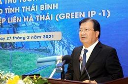 Tạo điều kiện thu hút các dự án vào Khu công nghiệp Liên Hà Thái