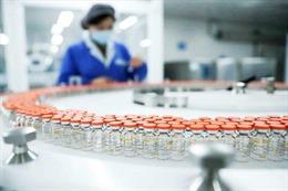 Nhật Bản hỗ trợ trong khuôn khổ quốc tế phân bổ vaccine COVID-19