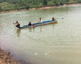 Chèo ghe ra hồ đập tràn tắm, một thanh niên tử vong do đuối nước