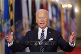 Tổng thống Mỹ Joe Biden tham dự hội nghị thượng đỉnh EU