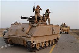 Một tư lệnh quân đội Yemen thiệt mạng trong trận giao tranh với lực lượng Houthi
