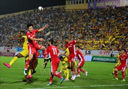Nam Định thất bại trước Viettel ngay trên sân nhà