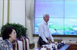 Phiên họp thứ IV của Ủy ban bầu cử TP Hồ Chí Minh