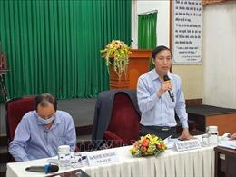 Bộ Y tế kiểm tra công tác phòng, chống dịch COVID-19 tại thành phố Cần Thơ