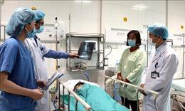 Kịp thời phẫu thuật lấy ra 10 viên nam châm trong ruột bệnh nhi
