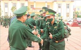 Tăng cường lực lượng tham gia phòng, chống dịch COVID-19 ở biên giới