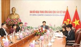 Đoàn đại biểu Đảng Cộng sản Việt Nam dự Hội nghị Hội đồng Văn hóa châu Á