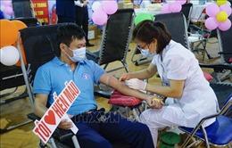 Ngày hội Xuân hồng tại Điện Biên: Hơn 300 người đăng ký hiến máu tình nguyện