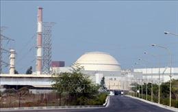 Nhà máy điện hạt nhân của Iran có nguy cơ đóng cửa do các biện pháp trừng phạt