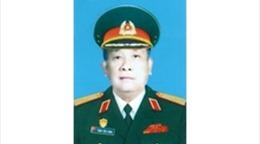 Đồng chí Thiếu tướng Trần Tiến Cung từ trần