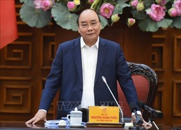 Thủ tướng chủ trì cuộc họp biên soạn Lịch sử Chính phủ