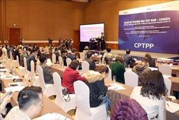 Hướng tới quan hệ thương mại song phương bền vững Việt Nam - Canada