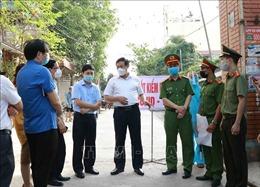 Tập trung truy vết liên quan đến 2 ca F0 tại Hưng Yên