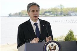 Ngoại trưởng Mỹ sẽ thăm Ukraine từ ngày 5 - 6/5