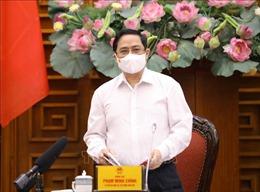 Thủ tướng Phạm Minh Chính: Giảm đầu mối, tinh gọn tổ chức,tinh giản biên chế