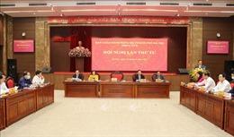 Bí thư Thành ủy Hà Nội: Quyết tâm thực hiện hiệu quả các chương trình, nghị quyết đã đề ra