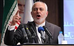 Ngoại trưởng Iran hủy chuyến công du Áo liên quan xung đột Israel-Palestine