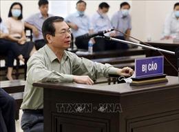 Tuyên phạt cựu Bộ trưởng Bộ Công Thương Vũ Huy Hoàng 11 năm tù