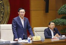 Tiếp tục đổi mới, nâng cao hiệu quả hoạt động của Ủy ban Đối ngoại của Quốc hội