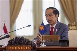 Tổng thống Joko Widodo truy thăng quân hàm cho 53 thủy thủvụ chìm tàu ngầm