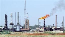Giá dầu thế giới tăng gần 5%