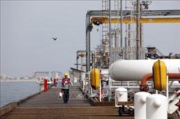 Giá dầu thế giới đạt mức cao mới trong 4 tuần