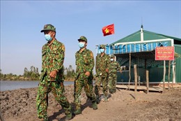 Bộ đội Biên phòng tỉnh Kiên Giang 'chống dịch như chống giặc'