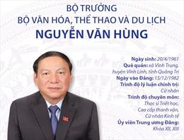 Bàn giao nhiệm vụ Bộ trưởng Bộ Văn hóa, Thể thao và Du lịch