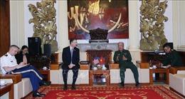 Việt Nam - Hoa Kỳ đẩy mạnh hợp tác khắc phục hậu quả chiến tranh