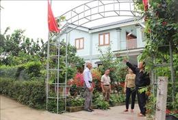 20 năm vượt khó của huyện miền núi đầu tiên đạt chuẩn nông thôn mới
