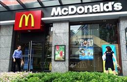 CEO của McDonald's kiếm hơn 10,8 triệu USD trong năm 2020