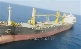 Iran xác nhận tàu Saviz bị tấn công ở Biển Đỏ