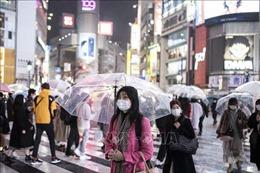 Từ 12/4, Nhật Bản áp dụng các biện pháp phòng dịch trọng điểm ở Tokyo